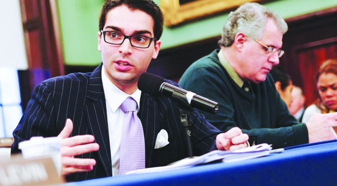 Primetime Interviews: City Councilman Eric Ulrich