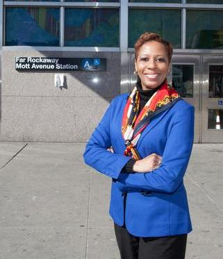 ROCKAWAY PRIMETIME: AN INTERVIEW WITH NEW YORK STATE SENATE CANDIDATE ADRIENNE ADAMS
