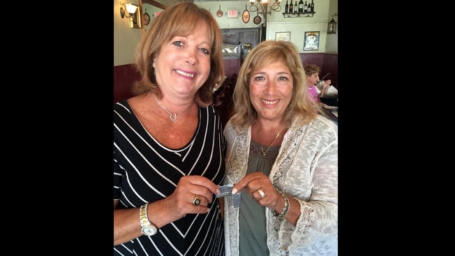 World War II Dog Tags Found on Rockaway Beach in 1966 Returned to  A Queens Family