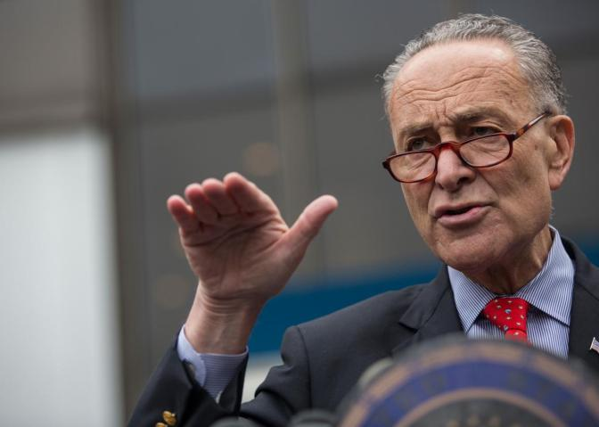SCHUMER REVEALS: CONGRESS STILL WAITING FOR FED OPIOID COMMISSION TO LAY OUT STRATEGY ON SAVING LIVES FROM ADDICTION