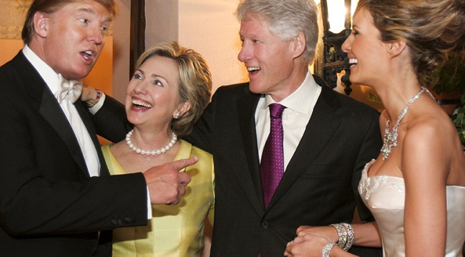 The Clinton Foundation's Tax Returns 2012, 13, and 14