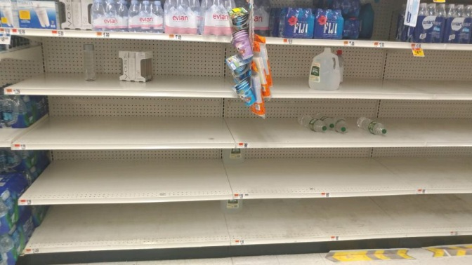 While City Has No Answer-Others Turned to Stop & Shop