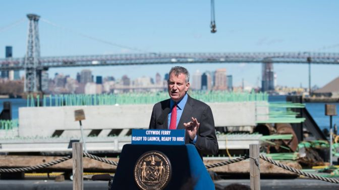 DE BLASIO ADMINISTRATION ANNOUNCES STUDY TO ADDRESS BASEMENT FLOODING IN SE QUEENS