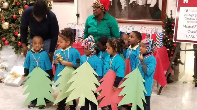 St. John's Starts the Holiday Season
