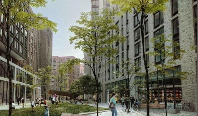 Introducing Rockaway Village to Downtown Far Rockaway